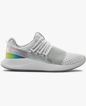 Tenis UA Charged Breathe Iridescent para Mujer