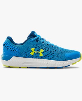 Zapatillas de running Grade School UA Charged Rogue 2