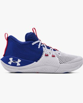Unisex UA Embiid One Basketball Shoes