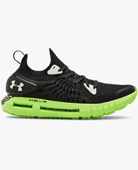 Grade School UA HOVR™ Phantom RN Glow Running Shoes