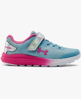 Zapatillas para Correr UA Surge 2 AC Prism para Niños de Preescolar