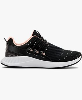 Damesschoenen UA Charged Breathe MCRPRNT Sportstyle