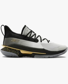 Herren UA Curry 7 Team Basketballschuhe