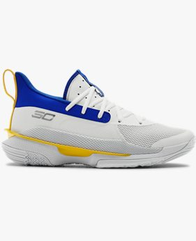 Adult UA Curry 7 TB Basketball Shoes