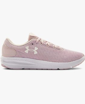 Dameshardloopschoenen UA Charged Pursuit 2 Twist