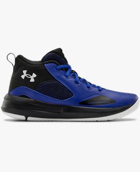 Scarpe da basket Grade School UA Lockdown 5