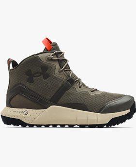 Men's UA Micro G® Valsetz Mid Tactical Boots