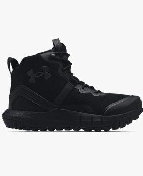 Women's UA Micro G® Valsetz Mid Tactical Boots