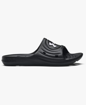 Boys' UA Locker IV Slides