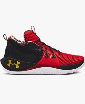 Unisex UA Embiid One CNY Basketball Shoes