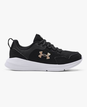 Girls' Grade School UA Essential Sportstyle Shoes