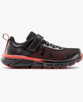 Boys' Pre-School UA Assert 8 AC Venom Running Shoes