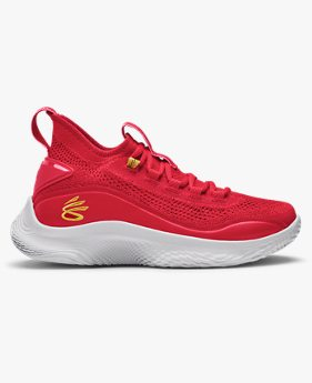Zapatillas de baloncesto Grade School Curry 8