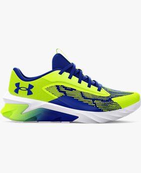 Boys' Pre-School UA Scramjet 4 Running Shoes