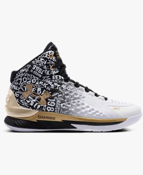 Unisex Curry 1 MVP Basketball Shoes