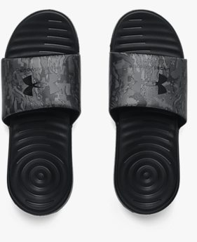 Men's UA Ansa Graphic Slides