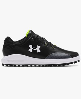 Men's UA Draw Sport Spikeless Wide E Golf Shoes