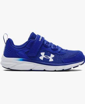 Boys' Pre-School UA Assert 9 AC Running Shoes