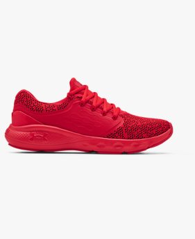 Men's UA Charged Vantage Knit Running Shoes