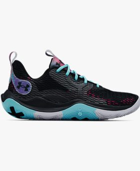 Unisex UA Spawn 3 Colorshift Basketball SHoes