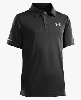 Camiseta polo UA Match Play para niño