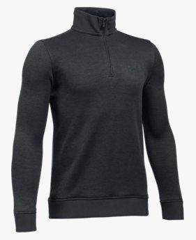 Boys' UA Storm SweaterFleece ¼ Zip