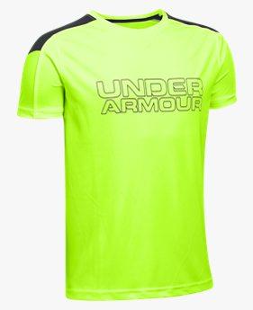 Camiseta HeatGear® Activate - Infantil Masculina