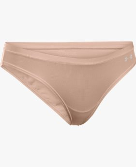 Calcinha UA Pure Stretch Sheer Bikini Feminina