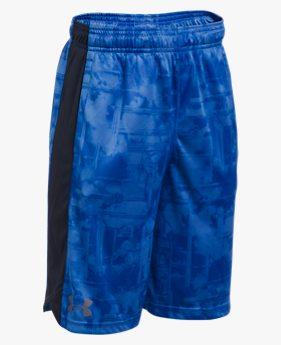 Shorts UA Eliminator Printed Infantil Masculino