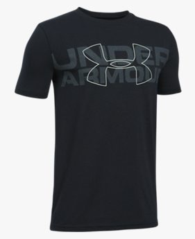 Camiseta de Treino Infantil Masculina Under Armour Duo Armour