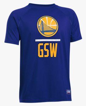 Kids' NBA Combine UA Lockup T-Shirt