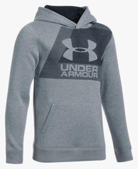 Boys' UA Rival Fleece Hoodie