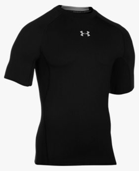 Camiseta HeatGear® Armour Masculina