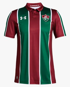 Camisa Fluminense Masculina Under Armour Home Oficial