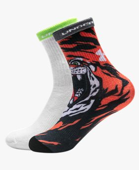 Youth UA Mix – 2-Pack Socks