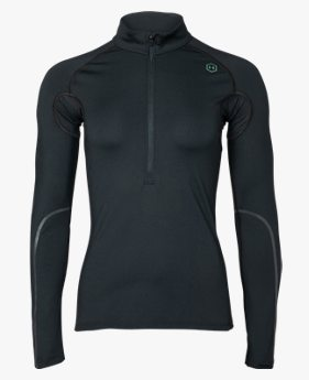 Women's UA RUSH™ ColdGear® Run ½ Zip