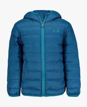 보이즈 프리스쿨 UA 라이트웨이트 다운 재킷