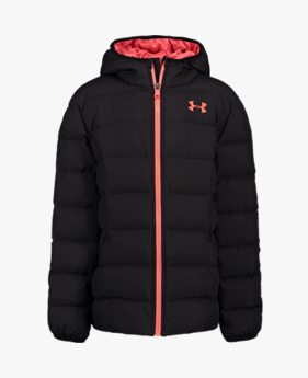 걸스 UA 말로우 퍼프 다운 재킷