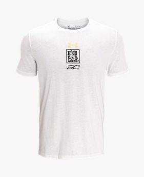 Men's UA Curry CNY T-Shirt