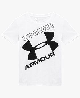 Boys' Pre-School UA Wordmark Short Sleeve
