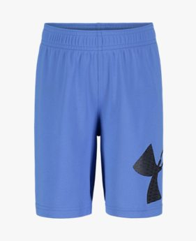 Boys' Pre-School UA Mesh Striker Shorts