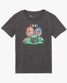Boys' Pre-School UA Football Players Short Sleeve