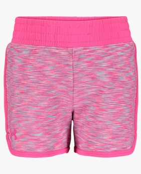 Girls' Pre-School UA Record Breaker Shorts