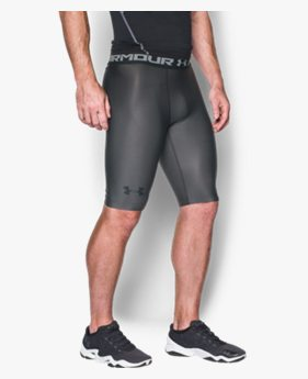 Men's UA Charged Compression Shorts