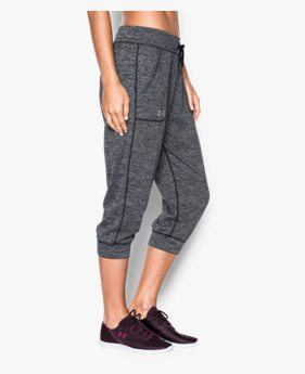 Women's UA Tech™ Twist Capris