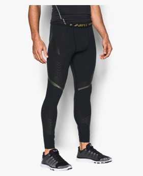 Erkek HeatGear® Armour Zone Compression Tayt