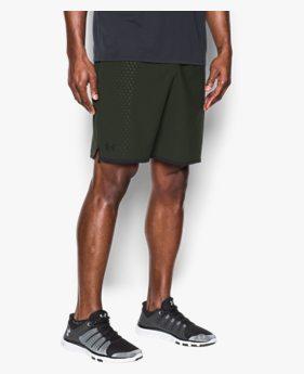 Men's UA Qualifier Printed Shorts