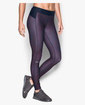 Women's UA HeatGear® Armour Printed Leggings