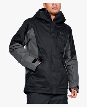 남성 UA 이머전트 재킷