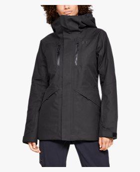 여성 UA 이머전트 재킷